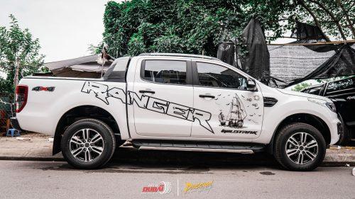 Tem Xe Ford Ranger