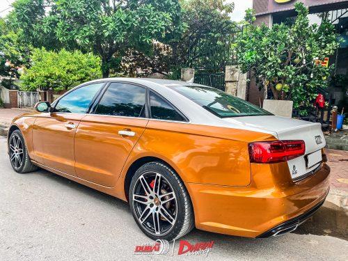 Dán Maybach Xe Audi S6